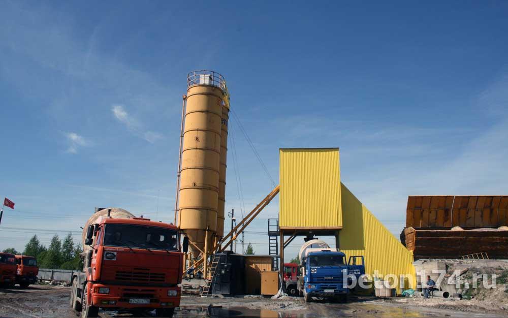 Заказать бетон от производителя в Магнитогорске. Адрес бетонного завода
