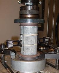 строительная лаборатория по испытанию бетона