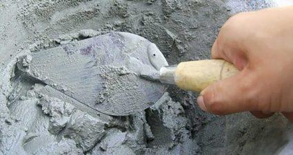 Цементный раствор. Типы цементных растворов, характеристики.