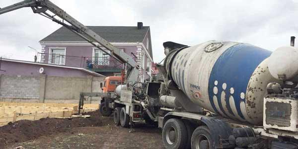Заказать бетон в магнитогорске изготавливаем бетон